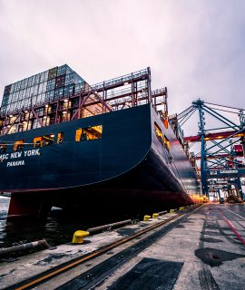HydroInfo: Soluções para Expansão Portuária
